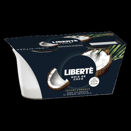 Yaourt Liberté Noix De Coco