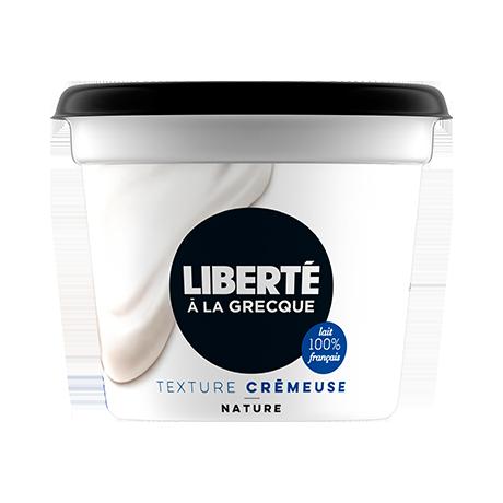Liberté à la grecque nature